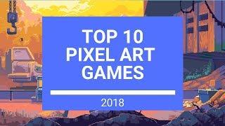 Best Pixel Art Adventure Games of 2018