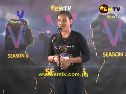 EMTV Vocal Fusion Season 5 | Port Moresby Auditions