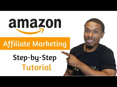 Amazon Affiliate Marketing Tutorial: Step-By-Step For Beginners thumbnail