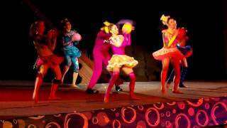 Girls in Circus 2012 - Девочки в Цирке
