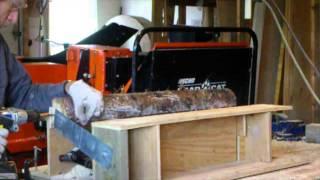 Chainsaw Lumber Jig