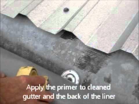 Self Adhesive Gutter Liner Doovi