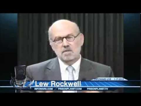 Legalize Freedom: Lew Rockwell on The Totalitarian AGENDA to Assault Rights