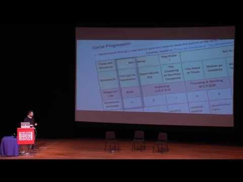 G4C14: Jenova Chen / Blank Canvas Designing A New Era of Emotional Storytelling Through Games