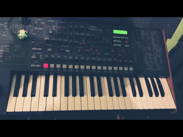 Akai MPC - Live Jam in the studio