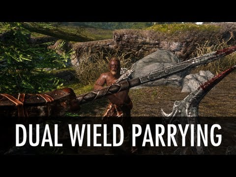 Skyrim Mod: Dual Wield Parrying