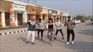 NAAH | Harrdy Sandhu choreography | dance|THE DANCE MAFIA