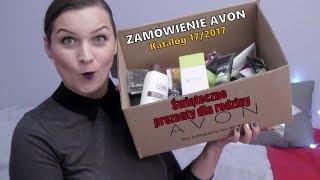 VLOGMAS 2017 - Dzień 16 - Zamówienie Avon katalog 17/2017 - prezenty na święta
