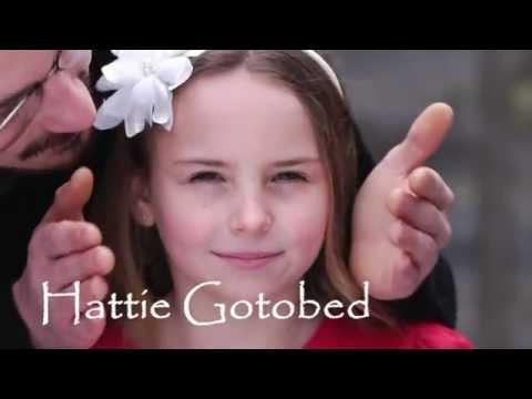 Hattie Gotobed reel pets 2013