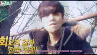LuHan - One word (Lee Jun Ki) (рус саб)