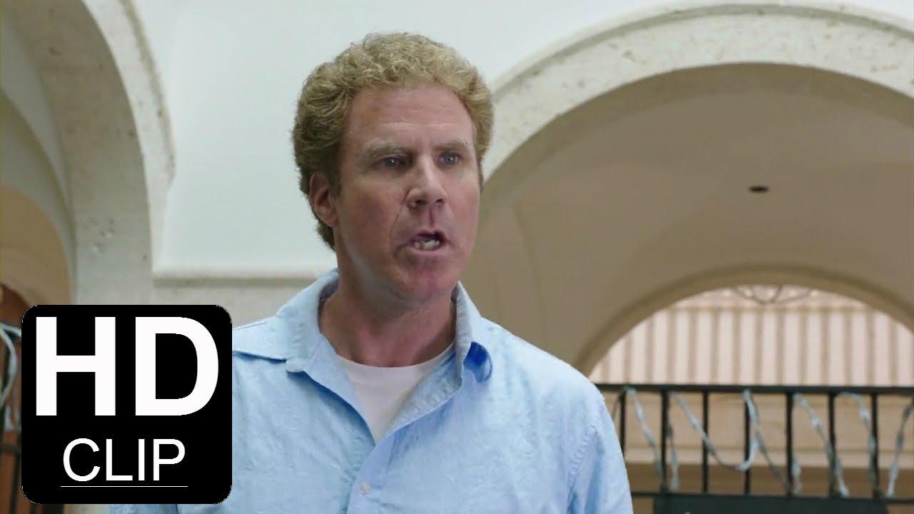 Get Hard Trash Talk Funny Clip Scene Hd 2015 Will Ferrell