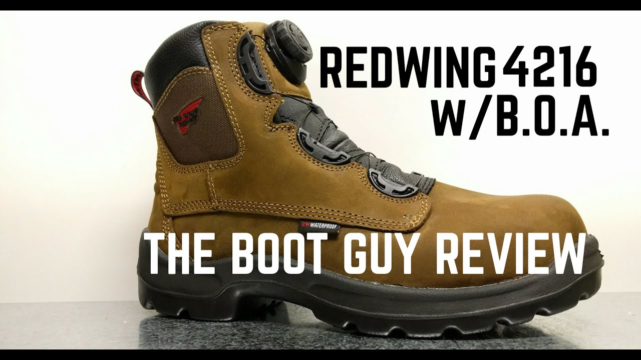 REDWING shoes #4216 Men's 6-inch Boot