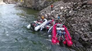 Моторафтинг по Тыве