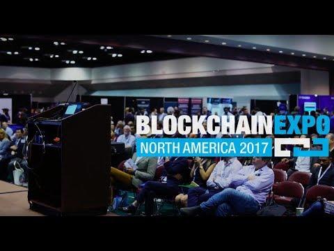 Shping presenting at Blockchain Expo North America 2017