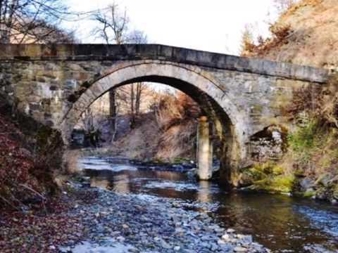 Ivanjica - Rimski most kod sela Kumanice