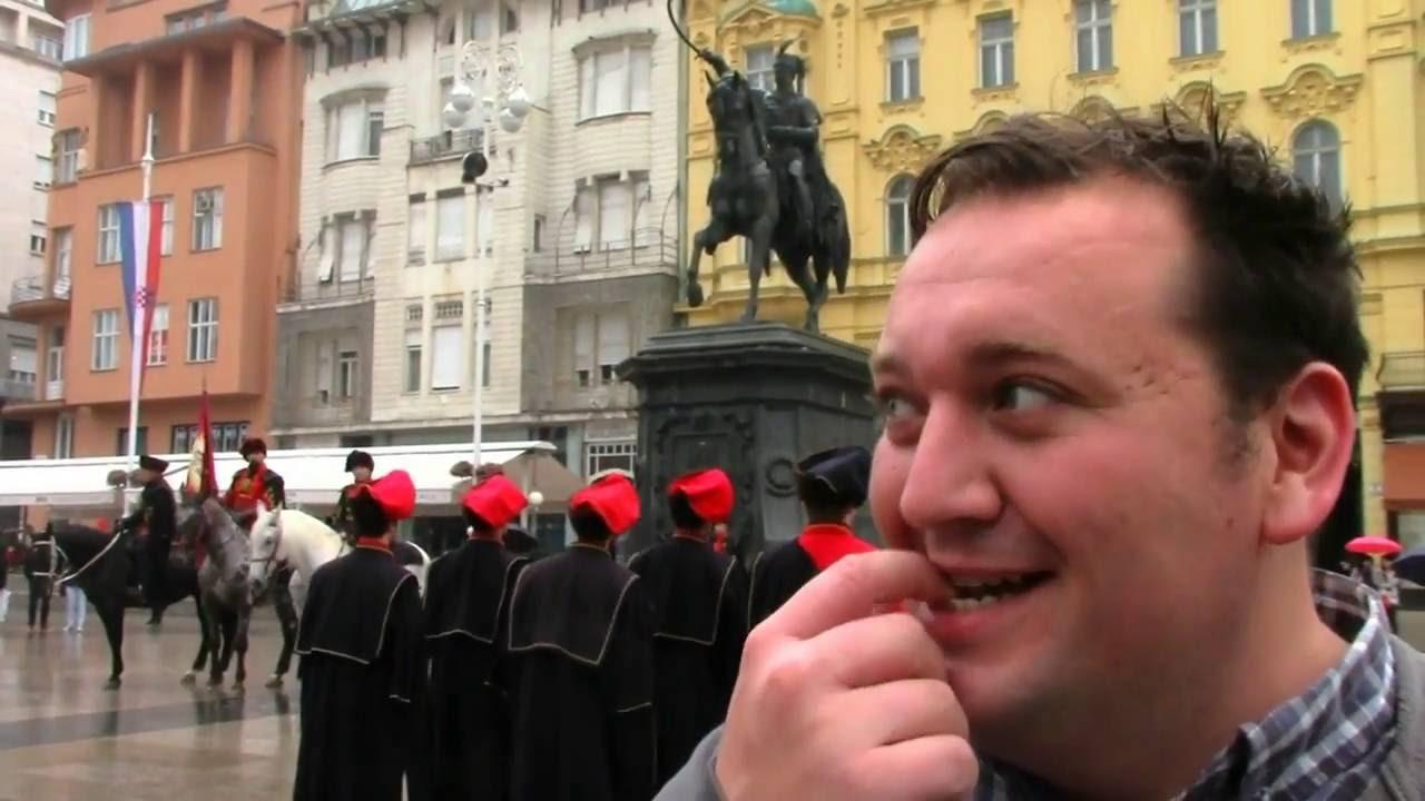 Sassy Gay Comedian in Croatia