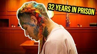 TEKASHI 69 FACES 32 YEARS IN PRISON.