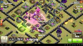 Gob-Trotteurs GoWiPe 100% HDV9 by Maiky Clash of Clans