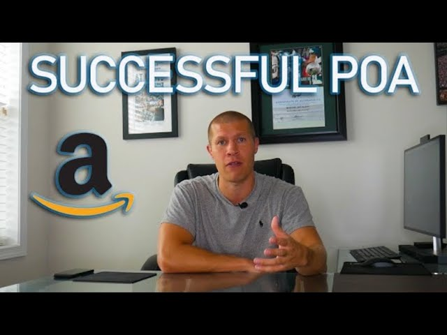 How to Create a Good Plan of Action to Get Unsuspended on Amazon