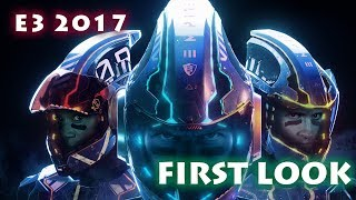E3 2017 - Laser League - First Look