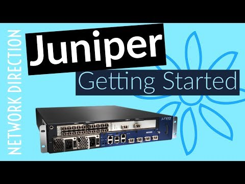 Using Juniper for the First Time   JunOS CLI