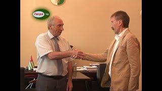 Глава муниципального образования Черкесска Евгений Беланов посетил Гагру