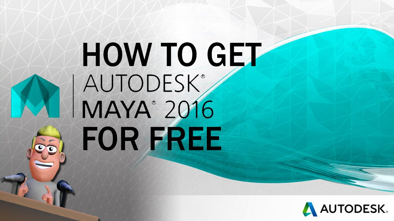 download maya 2016 full crack for mac