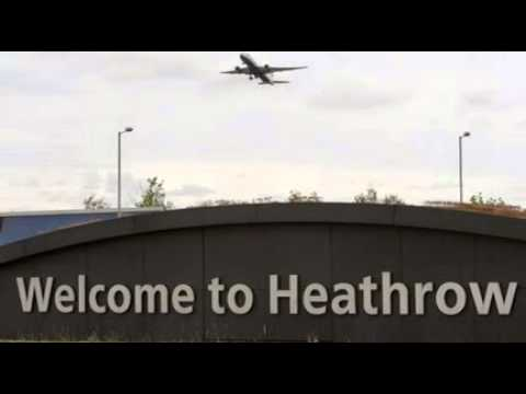 Heathrow plane in near miss with drone