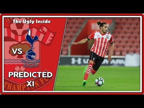 PREDICTED XI: Tottenham Hotspur vs Southampton | The Ugly Inside