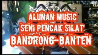 Gambar cover alunan merdu music seni pencak silat Bandrong Banten. #Bandrongbanten #Debusbanten.