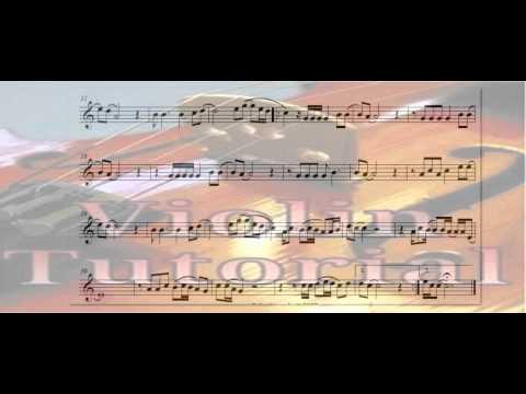 John Lennon's Imagine sheet music for violin