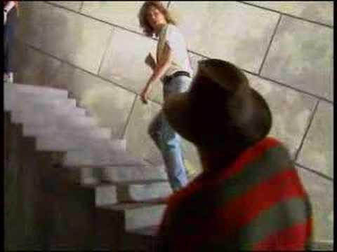 Nightmare On Elm Street 5 Behind The Scenes 1989 Youtube