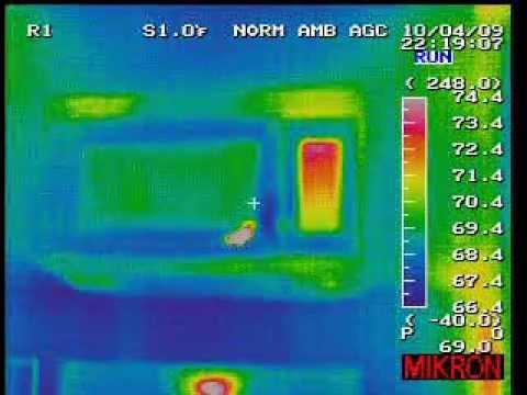 Infrared Microwave Fun