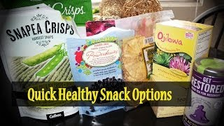 Quick Healthy Snack Options Thumbnail