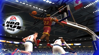 Nba Live 2003 Cleveland Cavaliers-New York Knicks