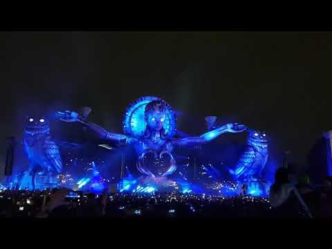 Eric Prydz - Opus | live EDC México 2018