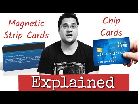 Magnetic Strip Cards VS Chip Crads | Explained