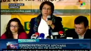 Colombia: Patriotic Union to support Juan Manuel Santos
