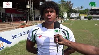 #CommonwealthGames | Sri Lanka Skipper Sudarshana Muthuthanthri