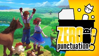 Harvest Moon: One World (Zero Punctuation) (Video Game Video Review)