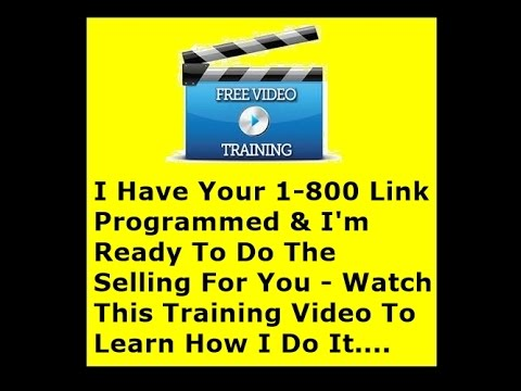 I Have Your $10 Sizzle Call Phone Number Programmed & Am Ready To Start Doing The Selling For You