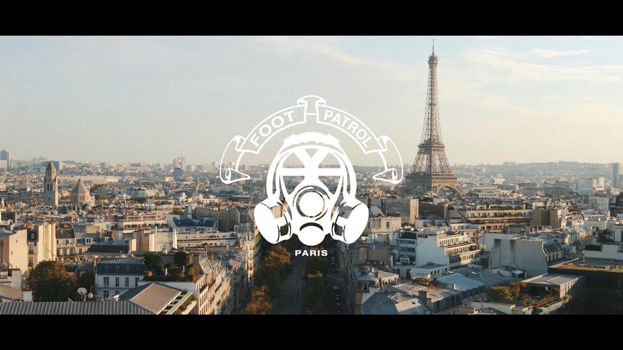 Footpatrol Paris: Opening Recap & Skepta Party
