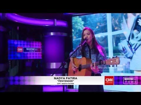 Penampilan Nadya Fatira Dengan Single Penyendiri