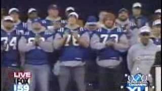 Peyton Manning Talks at Colts Superbowl Celebration in Indy