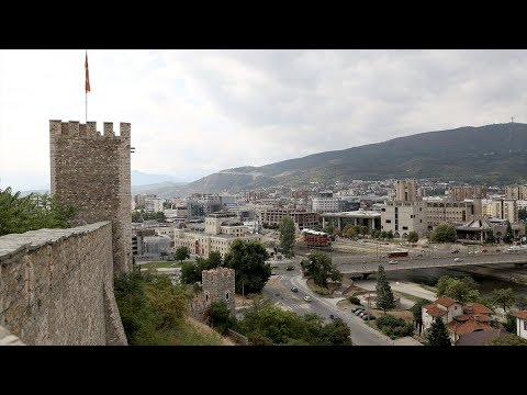 What to See In and Around Skopje, Macedonia