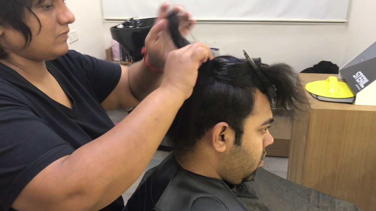 Non Surgical Hair Replacement Process Infiniti Club 919920022859