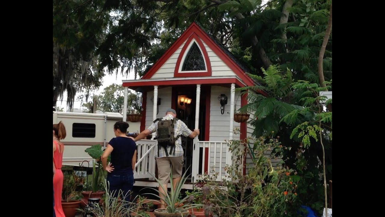 Tiny House Community in Orlando Florida RV Park