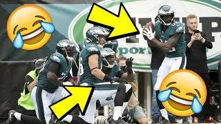 Hilarious And Funny Celebration   NFL