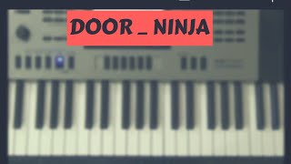 Door || Ninja || Piano Cover || Punjabi Song