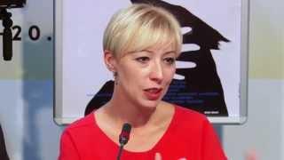 """""""Zbliżenia"""" Magdaleny Piekorz - relacja z konferencji prasowej w Gdyni"""